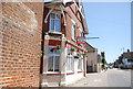 TQ8564 : Wheatsheaf, London Rd, Newington by N Chadwick