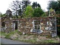 G8199 : Ruined cottage, Clengort by Kenneth  Allen