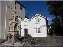 SU7682 : Almshouses by the church by Bill Nicholls