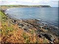 SW8837 : Gerrans Bay by Philip Halling