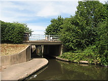 SO8690 : Swindon Bridge (No 40), Staffs and Worcs Canal by Richard Rogerson