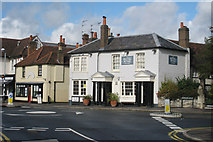 SU9877 : The Royal Stag, Datchet by Oast House Archive