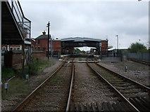 TA2609 : Grimsby Railway Station by Richard Hoare