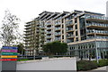 TQ2675 : Battersea Reach: Kingfisher House by N Chadwick