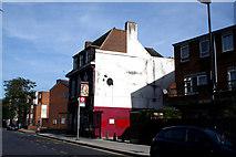 TQ3385 : Stoke Newington:  The 'Arundel Arms', Boleyn Road by Dr Neil Clifton