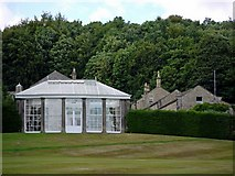 NZ1265 : Close House Orangery by Andrew Curtis