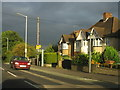 TQ0895 : Speed camera on the Watford Road by Sandy B