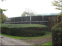 ST5158 : Waste water treatment facility at Lag Farm by Dr Duncan Pepper