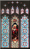 TG2209 : The church of St Augustine, Norwich - east window by Evelyn Simak