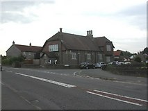 ST6771 : Oldland Common, church hall by Mike Faherty
