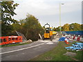 SU6252 : Work on Brunel Road bridge by Given Up