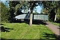 TL1597 : Footbridge by Tony Bennett
