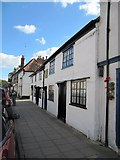 SU7682 : Barnaby Cottages by Bill Nicholls