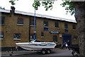 TQ2376 : Wandsworth Youth River Club, Putney Embankment by N Chadwick