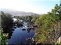 B8606 : Gweebarra River by Kenneth  Allen