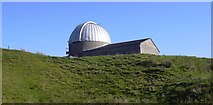 """SD8923 : """"The Astronomy Centre"""" North Midgelden Farm, Bacup Road, Todmorden, West Yorkshire OL14 7HW by Robert Wade"""
