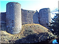 SO3716 : Curtain Wall at White Castle - 1 by Trevor Rickard