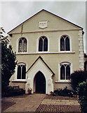 SU3521 : Romsey Baptist Church by Michael FORD