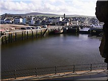SC2484 : Peel Harbour seen from the castle by Shazz