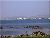 SC2667 : View of Castletown from Langness by Shazz