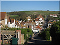 TQ3602 : View over Rottingdean by Oast House Archive