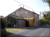 SD5014 : The Owls converted barn on Bentley Lane by Raymond Knapman