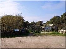SD5012 : Hunter's Hill car park near High Moor by Raymond Knapman
