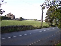 SD4809 : Higher Lane near Dalton by Raymond Knapman