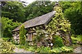 SH7557 : The Ugly House near Betws-Y-Coed by Steve Daniels