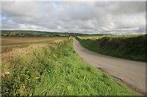 SW9979 : Cornish Lane by roger geach
