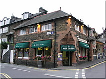 NY3704 : Ambleside, Walnut Fish Bar by Brian Westlake