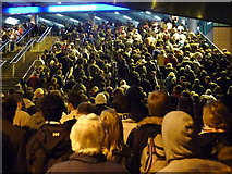 TQ1986 : London : Wembley - Wembley Park Station by Lewis Clarke