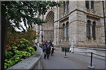 TQ2679 : London : Kensington - Natural History Museum by Lewis Clarke