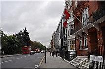 TQ2779 : London : Knightsbridge - Sloane Street by Lewis Clarke