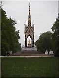 TQ2679 : Albert Memorial by Peter Bond