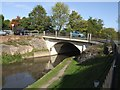 SP0374 : Worcester & Birmingham Canal - Bridge 67 by John M