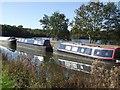 SP0274 : Worcester & Birmingham Canal - Lower Bittel Moorings by John M