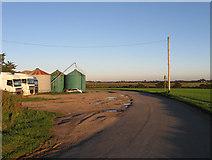 TQ0004 : Tortington Lane by Simon Carey