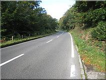 SK1786 : Snake Road near Grimbocar Wood by Philip Barker