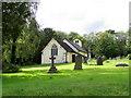 SO3001 : St Michael's Church, Llanvihangel Pontymoel by Maigheach-gheal
