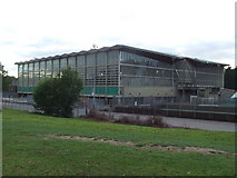 TQ3470 : National Sports Centre, Crystal Palace by Malc McDonald