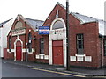 SK5055 : Kirkby-in-Ashfield - Salvation Army by Dave Bevis
