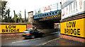 J2664 : Railway bridge, Lisburn (6) by Albert Bridge