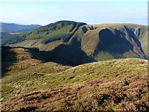SH8414 : The SW ridge of Foel Dinas by Richard Law