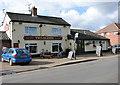 TG3211 : Two Friends public house, Blofield Heath by Evelyn Simak