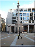 TQ3181 : Paternoster Square by Rod Allday