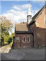 SJ4507 : Annscroft church by Row17