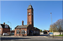 SK5802 : Leicester Gas Museum - Aylestone Road by Ashley Dace