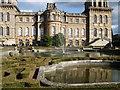 SP4416 : Italian Gardens - Blenheim Palace by Paul Gillett