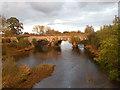 SJ2519 : Aqueduct over the Afon Efyrnwy by Row17